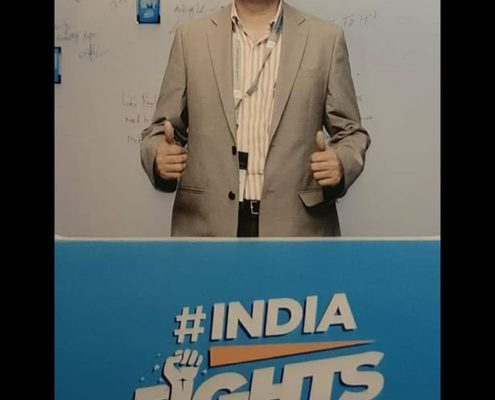 India Fights Obesity
