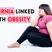 WILL OBESITY INCREASE THE RISK OF HERNIA??
